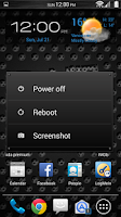 Screenshot of Mesh White CM11/AOKP Theme