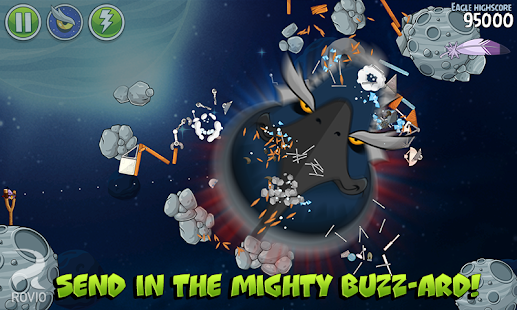 Angry Birds Space Screenshot 25