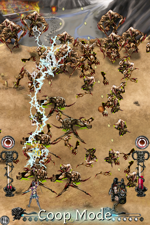 Battlebow: Shoot the Demons - screenshot