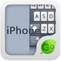 GO Keyboard iPhone theme icon
