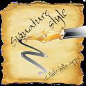 Signature Style icon