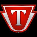 Toronto Transit TTC icon