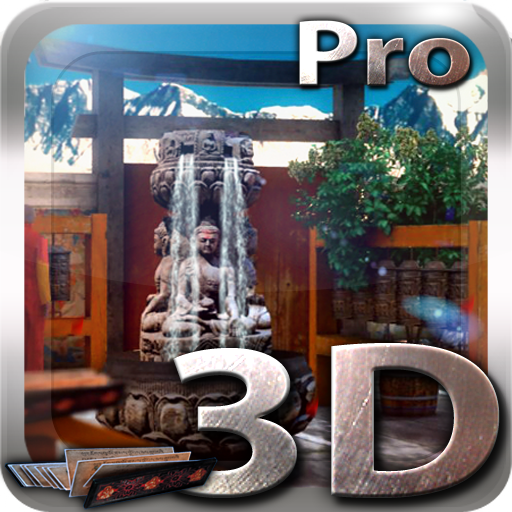 Tibet 3D Pro app for Android