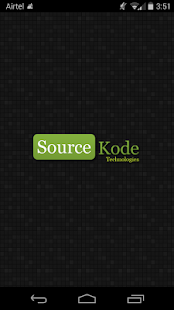 SourceKode- screenshot thumbnail