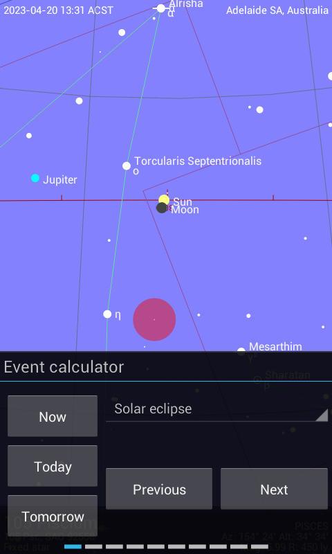 Sky Guide Android 4