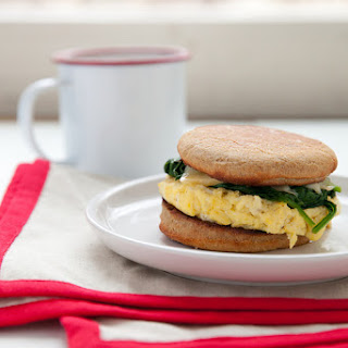 Spinach Egg Sandwich Recipes.