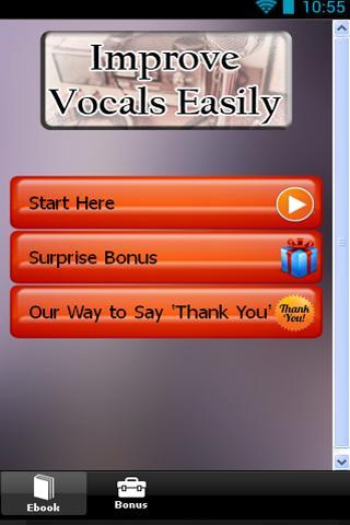 Improve Vocals Easily