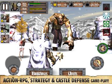 Heroes and Castles Screenshot 12