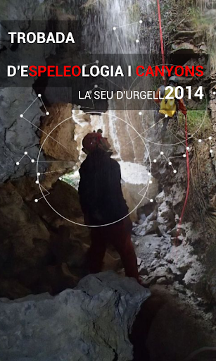 Espeleologia i Canyons 2014