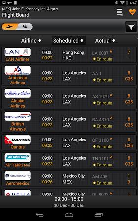 Airline Flight Status Tracking 1.7.5 screenshot 206398