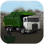 Garbage Cleaner Simulator 3D