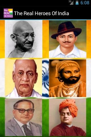 The Real Heroes Of India