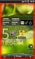 Screenshot of Roaming Alert