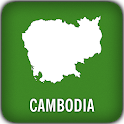 Cambodia GPS Map icon