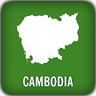 Cambodia GPS Map icon