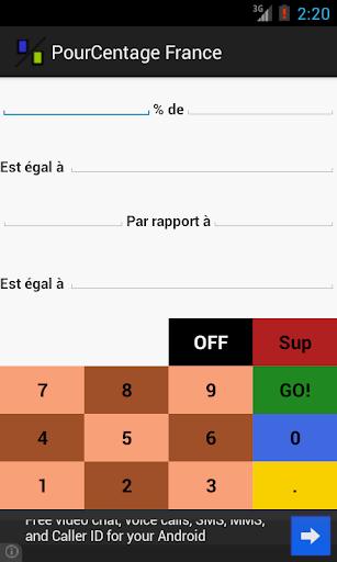 PourCentage France