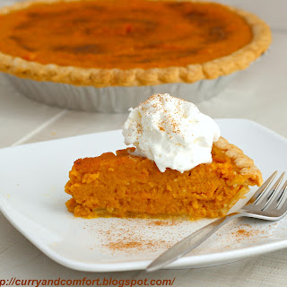 My oh My, Sweet Potato Pie
