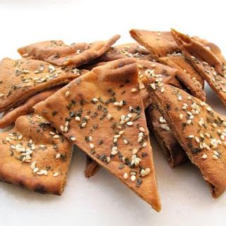 Baked Pita Chips