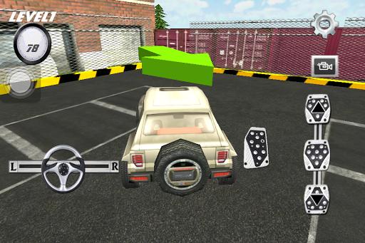 停車場車神 3D HD