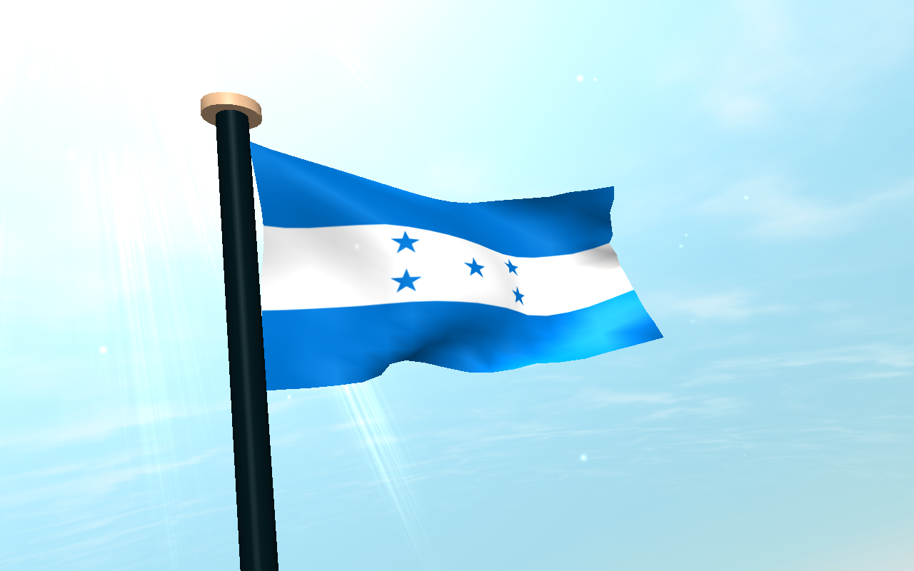 Honduras Flag 3d Wallpaper Android Apps On Google Play