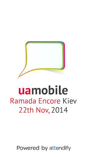 UA Mobile 2014