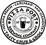 Logo of Pizza Port 20th Anniversary Strong Ale