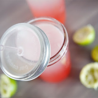 Healthy Cherry Limeade