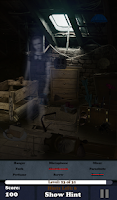 Screenshot of Hidden Object Haunted House 3