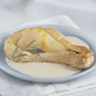 Lavender Custard (Crème Anglaise á la Lavande)