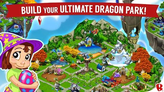 DragonVale- screenshot thumbnail