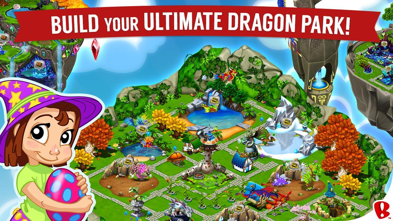 DragonVale- screenshot
