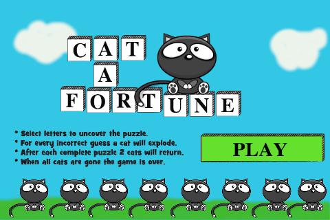 Cat A Fortune I