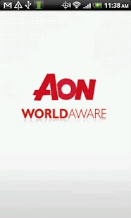 Aon WorldAware - screenshot thumbnail
