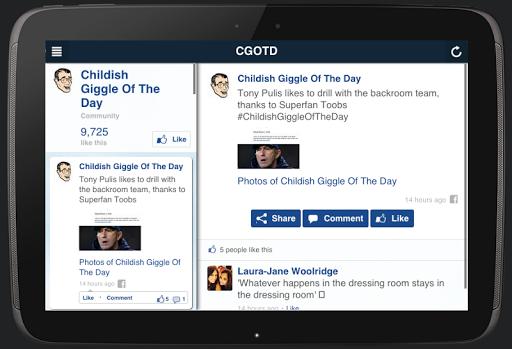 【免費娛樂App】Childish Giggle of the Day-APP點子