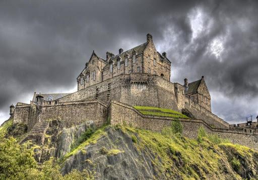 古老的城堡拼圖