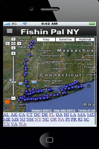 Fishin Pal New York - screenshot