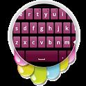 Pink Keyboard Pro icon
