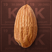Almond Potassium Calculator