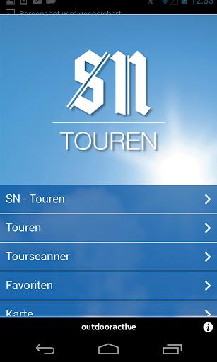 SN Touren-App