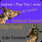 Animal Sound Cards Lite icon