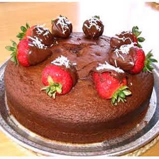 Black Russian Cake I.