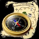 Geocaching Tracking GPS GeoFinder icon