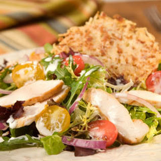 Ranch Chicken 'n Bacon Salad