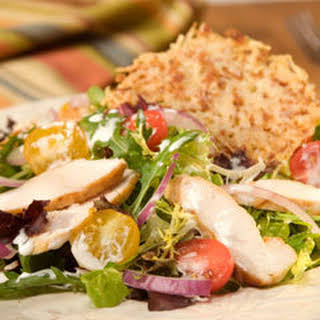 Ranch Chicken 'n Bacon Salad.