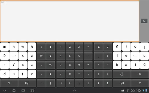KALQ Keyboard Official Beta