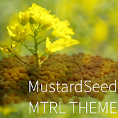 MustardSeed MTRL CM11 Theme