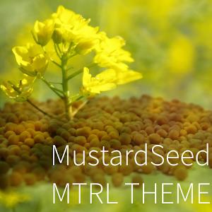 MustardSeed MTRL CM11 Theme APK