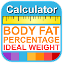 Body Fat % Calculator icon