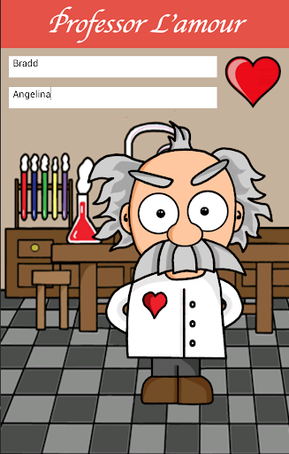 Professor L'amour