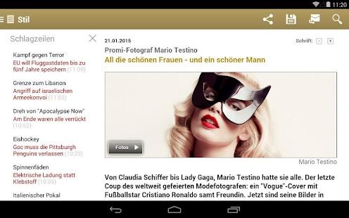 SPIEGEL ONLINE - News - screenshot thumbnail